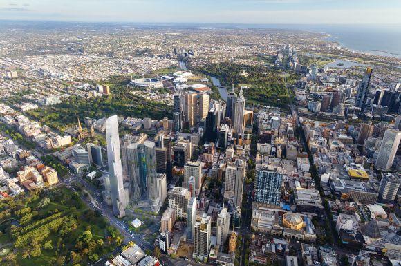 Magic Melbourne, a skyscraper concept with a philanthropic purpose