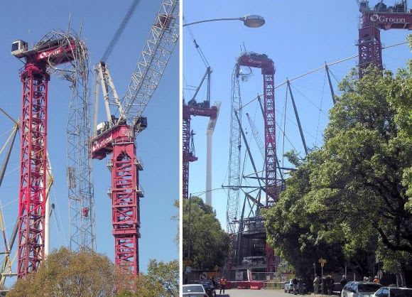 Inside Marco Melbourne's tower crane collapse