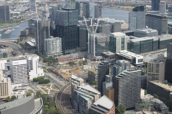Energy Australia signs on for Lendlease's Two Melbourne Quarter