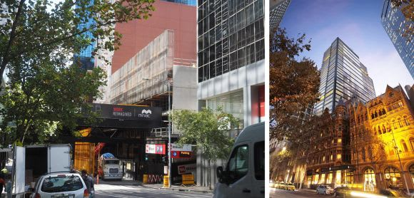 Is 2018 the year of commercial for the Melbourne market?