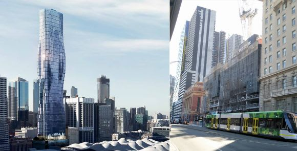 The rise and rise of  Melbourne's Spencer Street