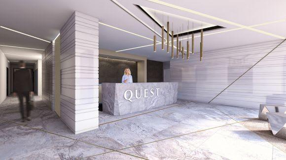 Construction underway for  million Gold Coast development, adding to the Pellicano x Quest empire