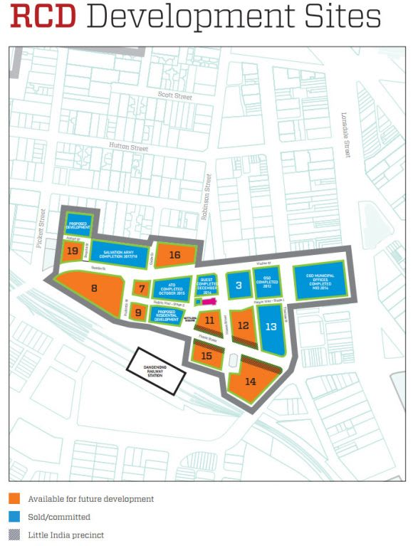 Central Dandenong's lot 10 - new 14 level residential proposal