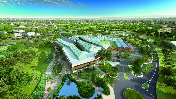 La Trobe University's  billion University City of the Future receives funding