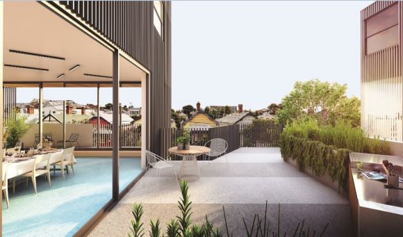 Engaging with prospective buyers gives Roseneath St. an enviable sales record