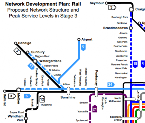 Tick tock: let's get Melton upgraded and the Airport rail link built at the same time
