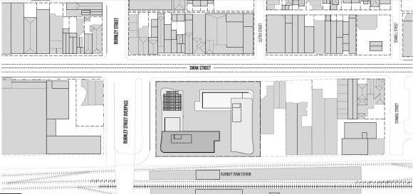 Swan Street sizes up: 462-482 Swan Street, Richmond