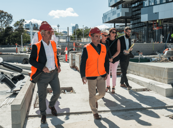 South Melbourne Primary School set to open for Term 1