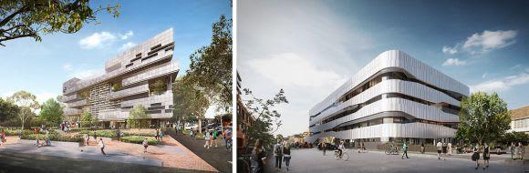 Hayball's Richard Leonard discusses the new Footscray Learning Precinct