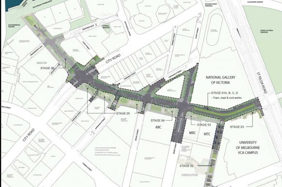 Southbank's Boyd Park moves a step closer