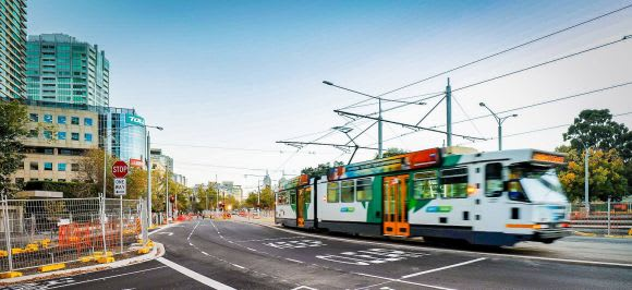 Tram network scores a round of service frequency increases in new May timetable