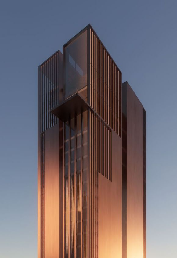 Woods Bagot impresses judges with design for Sydney's first new luxury hotel in 20 years