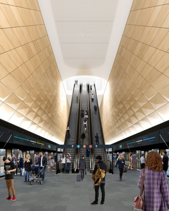 Laing O'Rourke secures contract to transform Sydney's Central Station