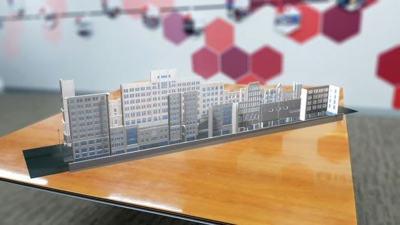 Taylors looks to AR to create the Urban Reality