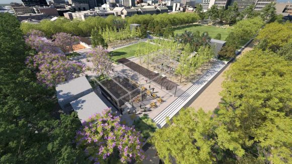 CoM's open space agenda receives a boost with plans unveiled for two projects