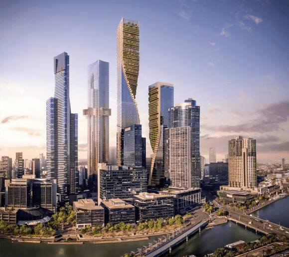 Southbank by Beulah designs revealed at Future Cities Symposium