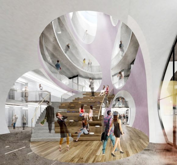 Winning design for Victorian Pride Centre unveiled