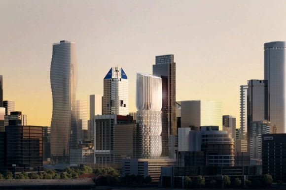 Star(chitect) Wars: Episode IV - A New Hope?