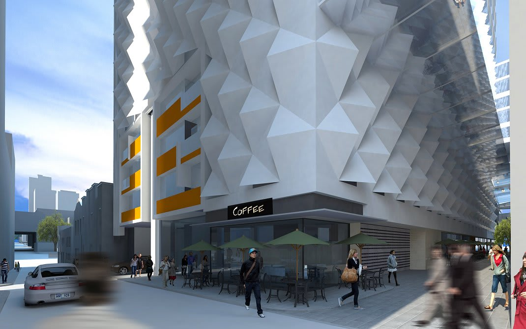 CBD | 380 Melbourne | 380 Lonsdale Street | 213m & 166m | 70L & 55L | Mixed Use