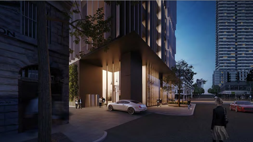 CBD | Empire Melbourne | 398 Elizabeth Street | 198m | 62L | Residential