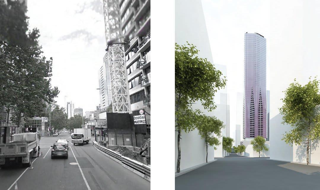 CBD | Eq. Tower 127 A'Beckett St | 63L | 202m | Residential