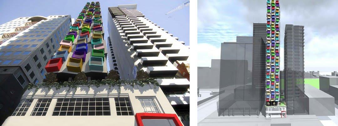 CBD | 17-23 Wills St | Wills Place |116m | 35L | Residential