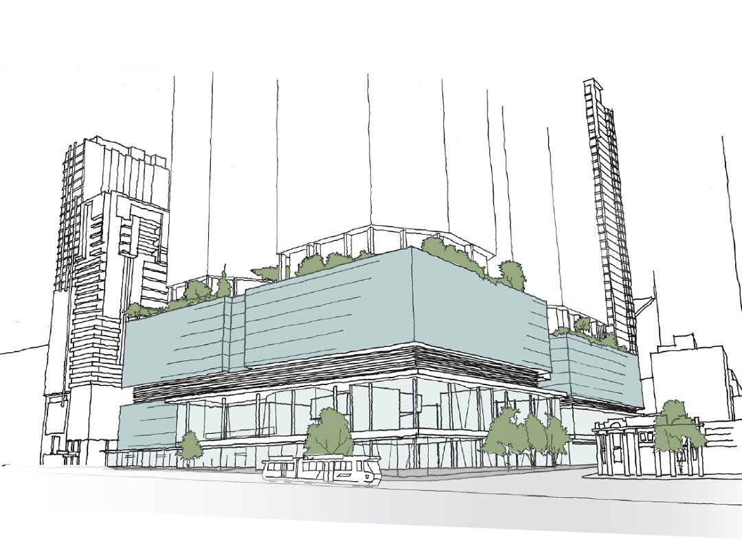 CBD | West Side Place | 250 Spencer Street | 4 towers | 270m | 79L | Residential