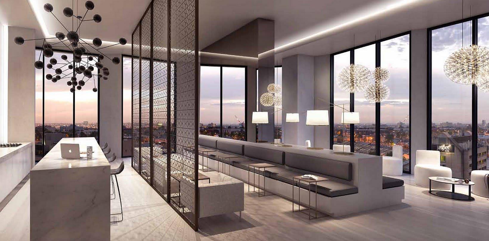 CBD | Light House Melbourne | 450 Elizabeth Street | 69L | 218m | Residential