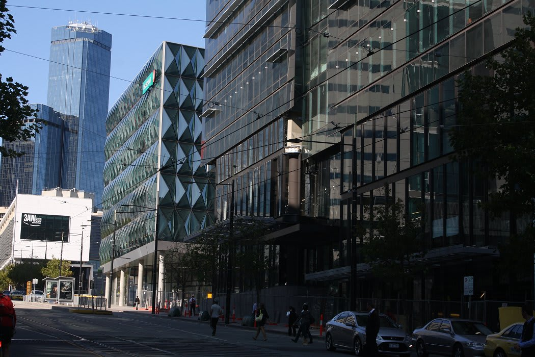 DOCKLANDS | Collins Square | Multi-Tower | Office