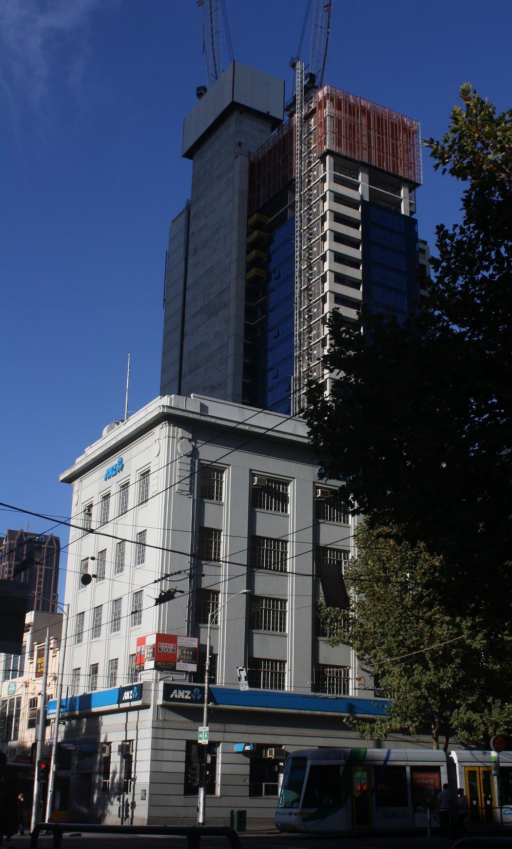 CBD | Melbourne Star & Melbourne Sky | 280-288 Lt Lonsdale St | 41L&36L | 128m&116m | Residential