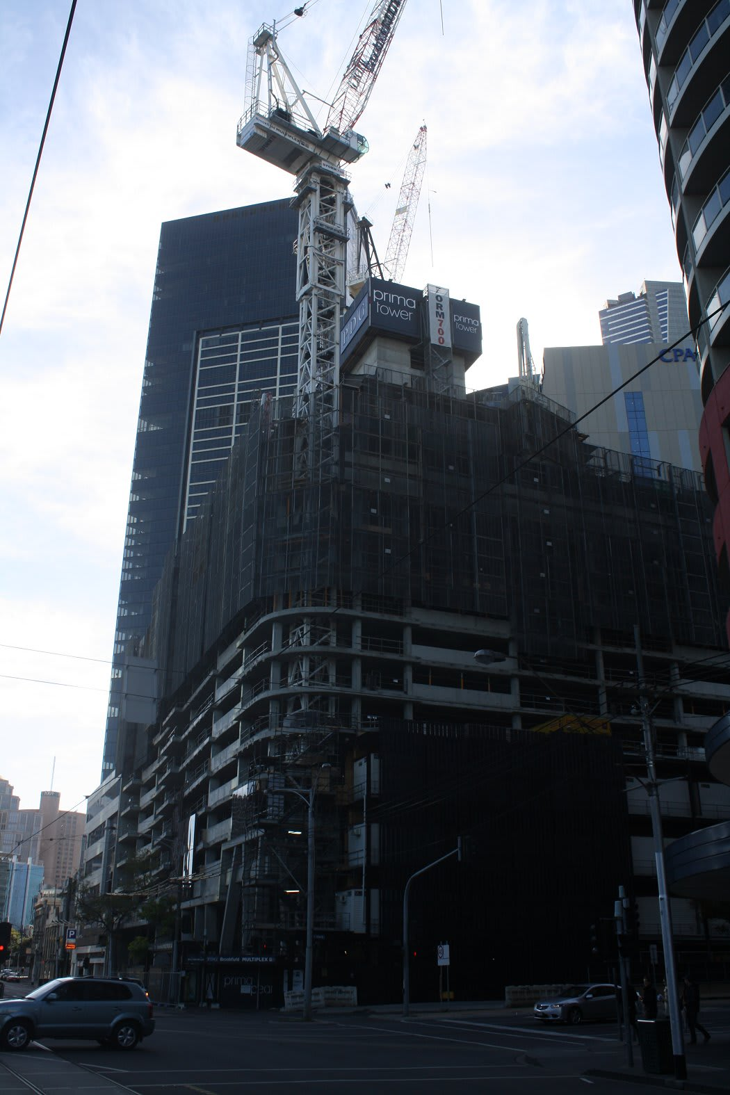 SOUTHBANK | Prima Tower | 31-49 Queensbridge Street | 254m | 72L | Residential
