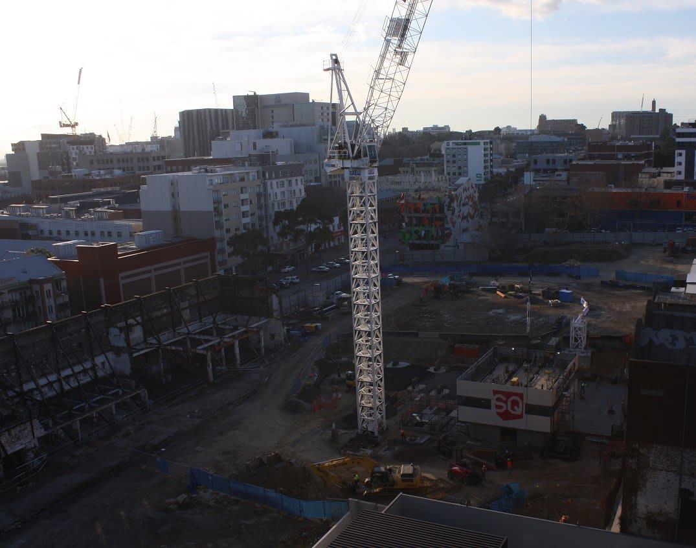 CBD | Swanston Square | Multi-Tower | Mixed Use