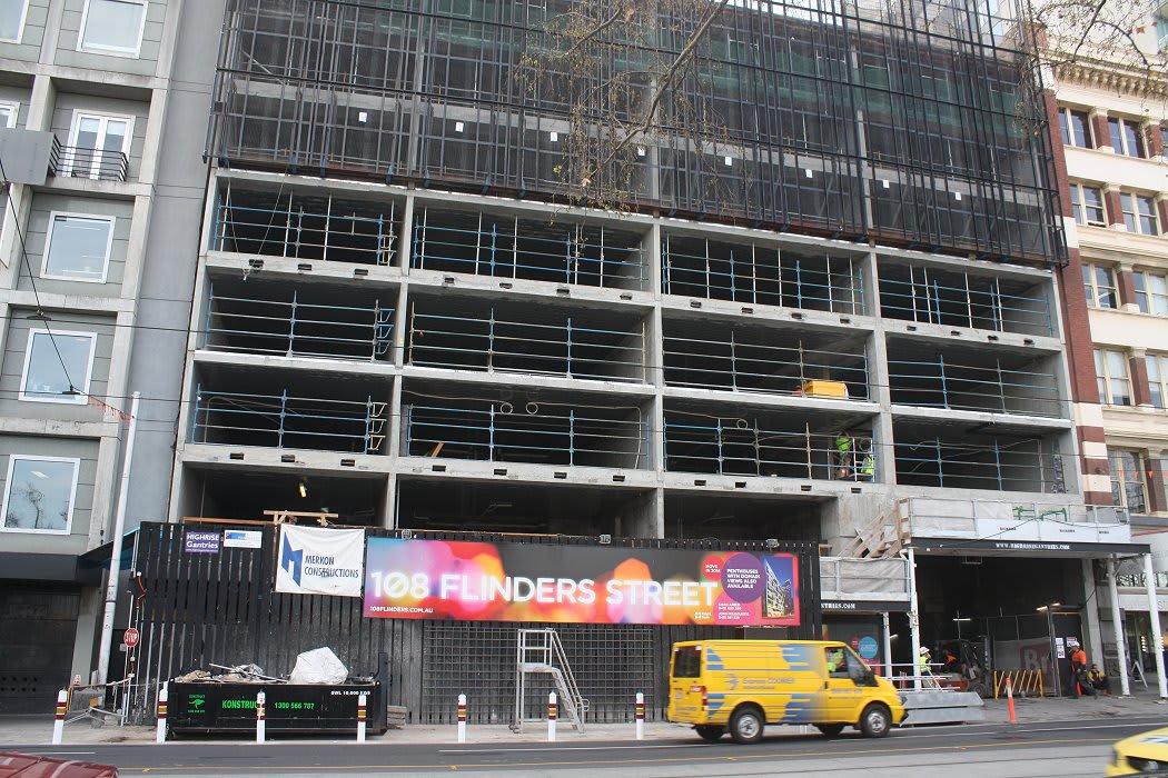 CBD | 108 Flinders Street | 15F | 55m | Residential