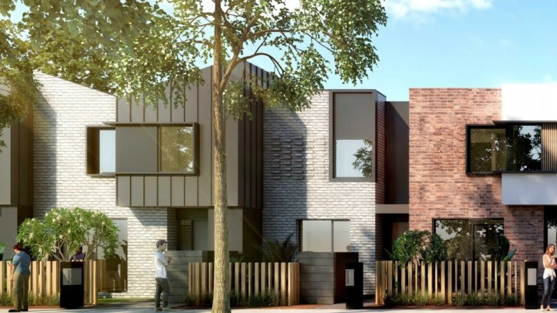 Townhouses, smaller lots big part of Mirvac's Melbourne plans