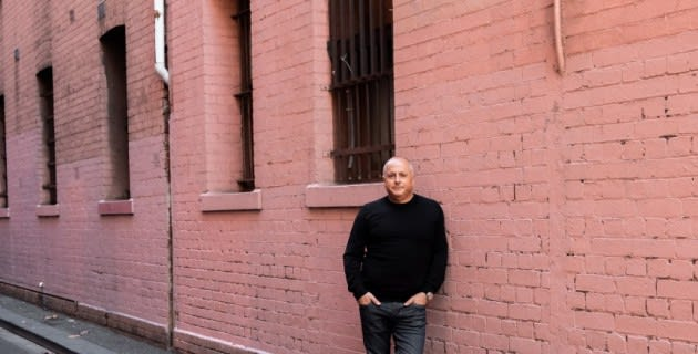 Chris Lucas reveals new historic site for his next Melbourne restaurant - foodservice