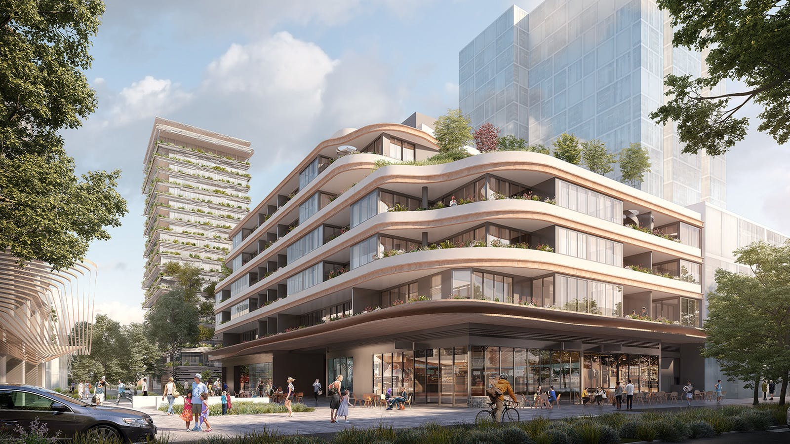 Crown Group appoints Japanese architect Kengo Kuma to design luxury Brisbane residence