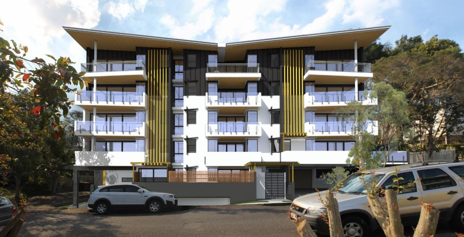 Multiple Dwellings - 11 to 13 Priory Street, Indooroopilly