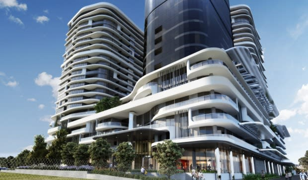 Developers to flip massive Fishermans Bend site with $60m hopes