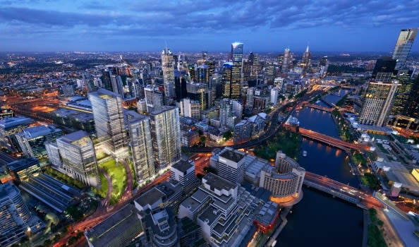 Lend Lease's Melbourne Quarter granted City of Melbourne support