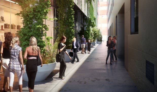 Brady beefs up with big project in downtown Melbourne