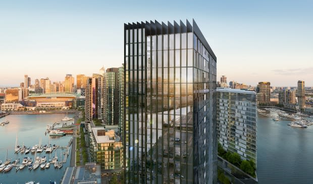 Lendlease lands on Collins Wharf