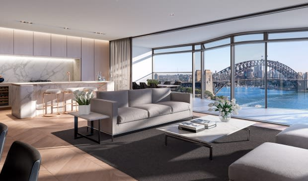 Sale of $26m penthouse breaks Australian apartment record