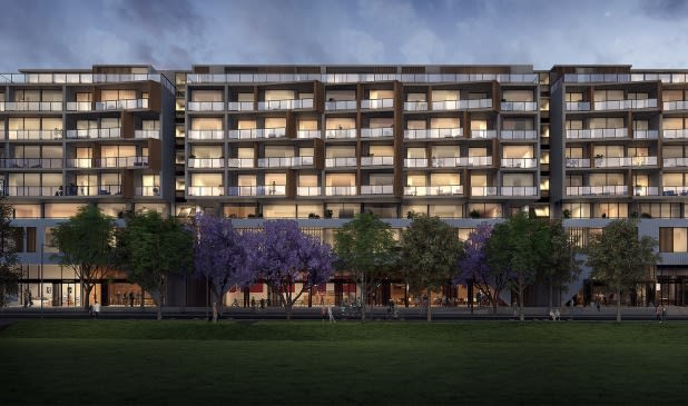 Still strong: Apartment and house launches a hit with owner occupiers