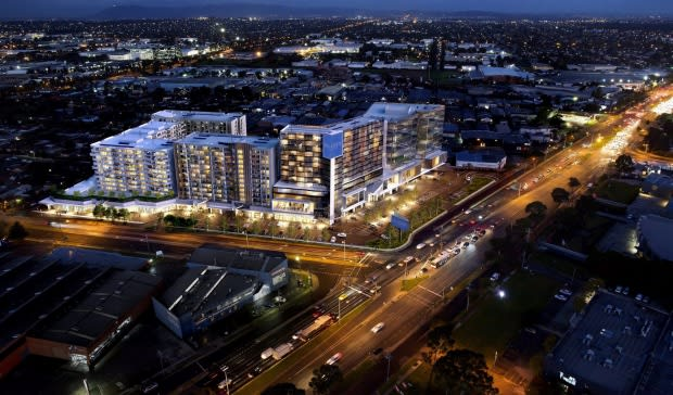 550 more rooms: Mantra bulks up in Melbourne with two deals