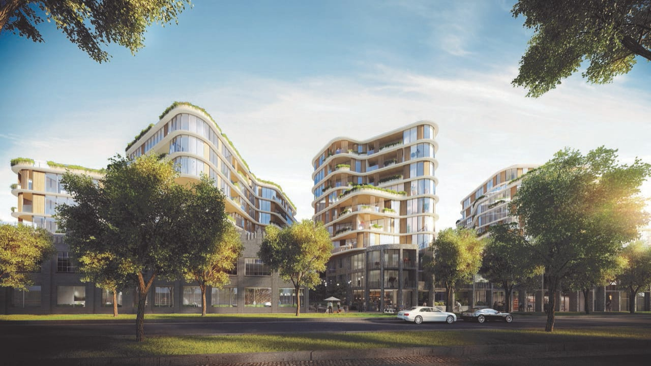 Gurner wins battle against Planning Minister Richard Wynne with permit for Fitzroy North development