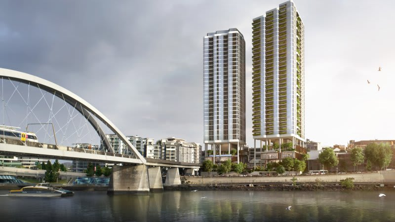 Chinese developer aims high with $200m Brisbane tower