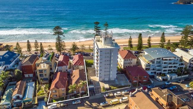 Luxury Units Planned For Manly Beachfront After $20M-Plus Sale