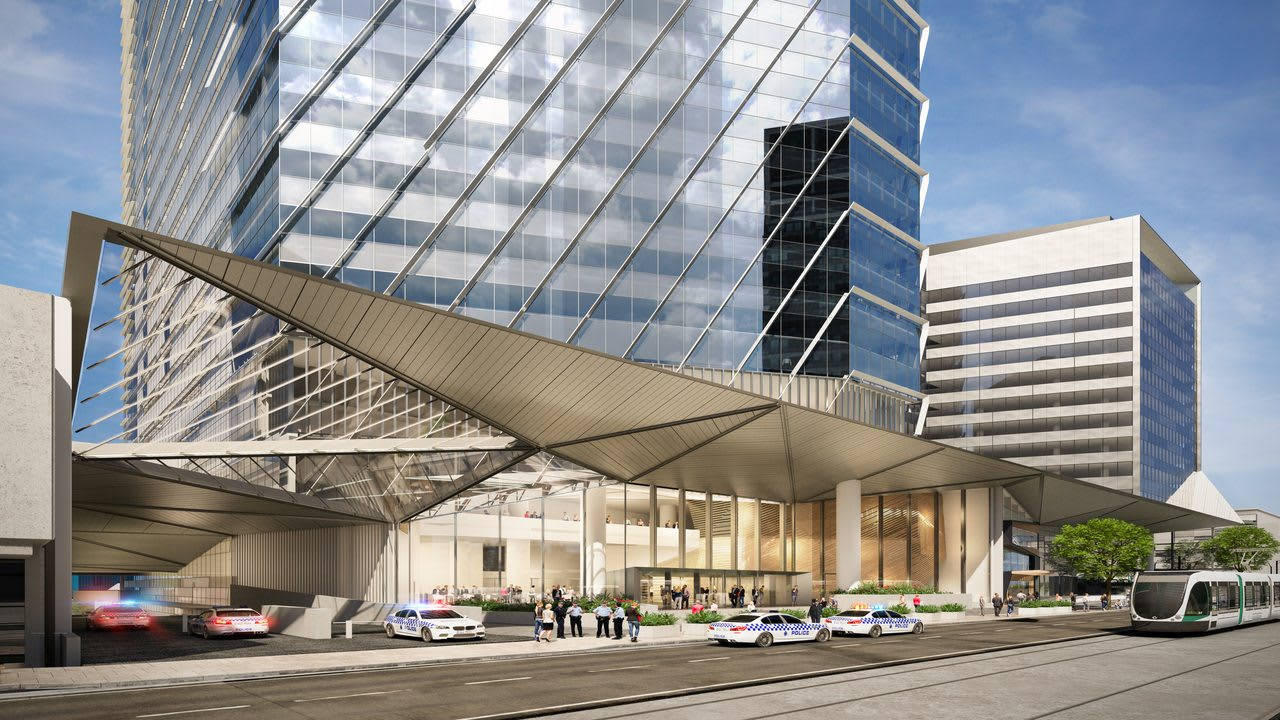 Top Cop Shop: 311 Spencer Street gains City of Melbourne support