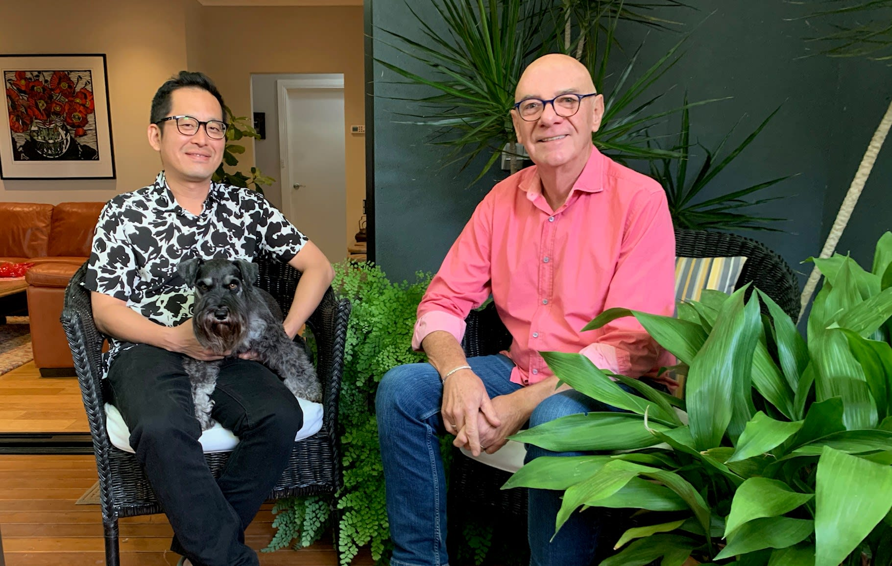 Buyer testimonial: Des & Nobu share why the bought a Penny Place apartment in Adelaide