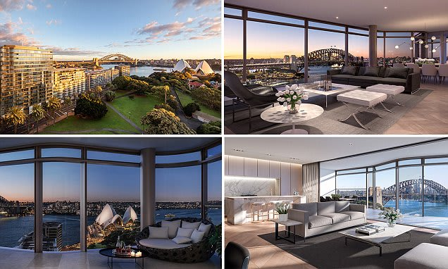 'Australia's best apartment' bought in Sydney for $26million